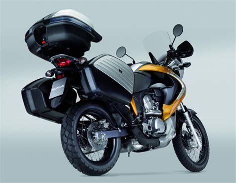 Motorrad Honda Transalp 700 Tuning by 2008 Honda Transalp