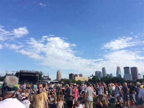 Rock The Garden Minneapolis Top Three Moments From Rock The Garden 2016