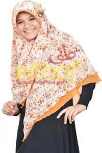 Husna Toska elthof galeri jilbab zahra galeri of niqob jual
