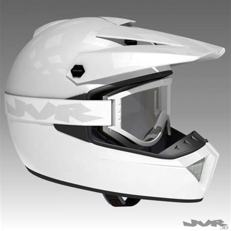 motocross helmet and goggles motocross helmet and goggles 3d model max obj 3ds fbx