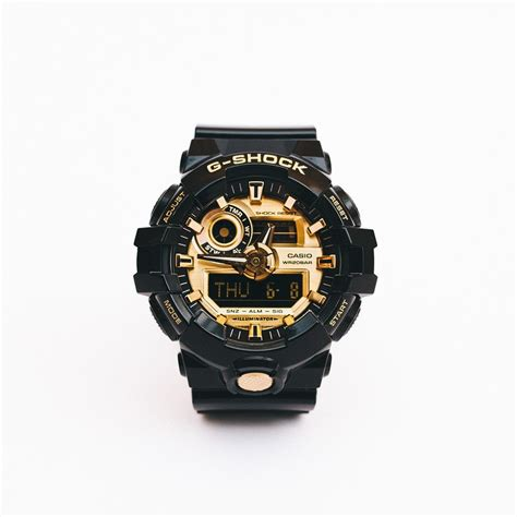 Limited Edition G Shock g shock ga 710gb no comply limited edition