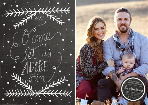 tessa rayanne our family christmas card a giveaway for