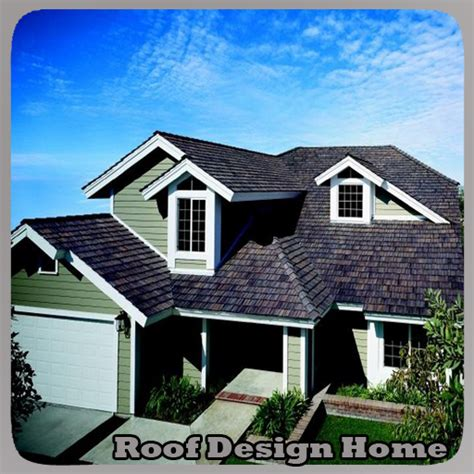 home design app with roof roof design home android apps on play
