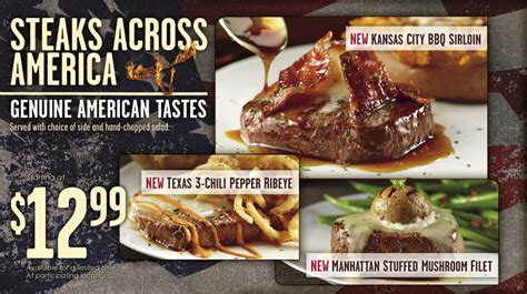 Longhorn Steakhouse Gift Card Specials - specials