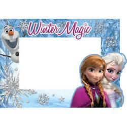 frozen trio elsa anna olaf picture frame
