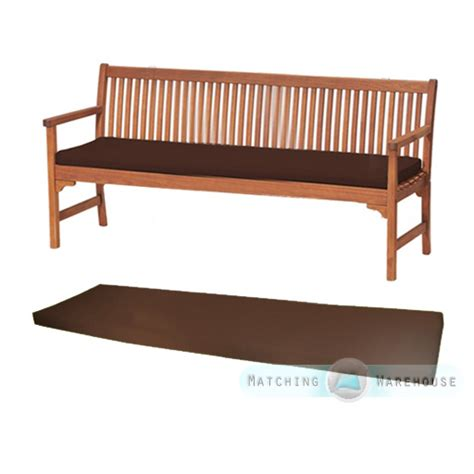 4 seater garden bench cushion outdoor waterproof 4 seater bench swing seat cushion only garden furniture pad