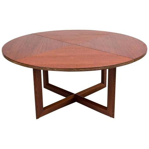 frank lloyd wright table l frank lloyd wright table for sale at 1stdibs