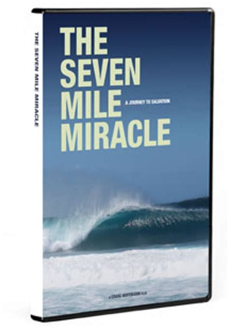 seven mile miracle journey into the presence of god through the last words of jesus books christian surf walking on water