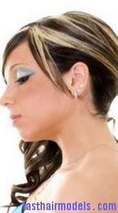 hairstyle with chunky lowlights last hair models hair styles hairstyle with chunky highlights last hair models hair