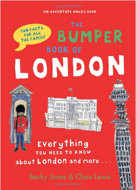 the bumper book of book review the bumper book of london londonist