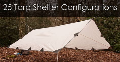 How To Build A Tarp Shed by How To Make A Tarp Tent 25 Designs