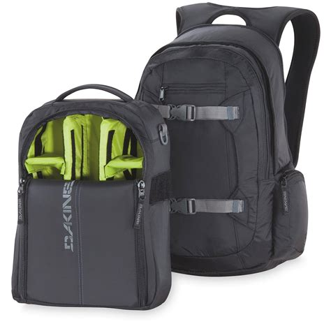 dakine mission photo 25l backpack evo