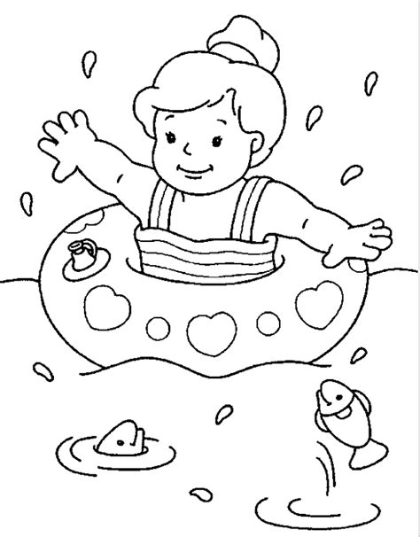 coloring pages and summer summer coloring pages printable the sun shine