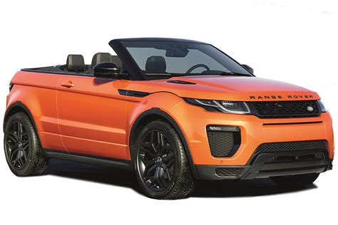 range rover evoque cars range rover evoque convertible suv review carbuyer