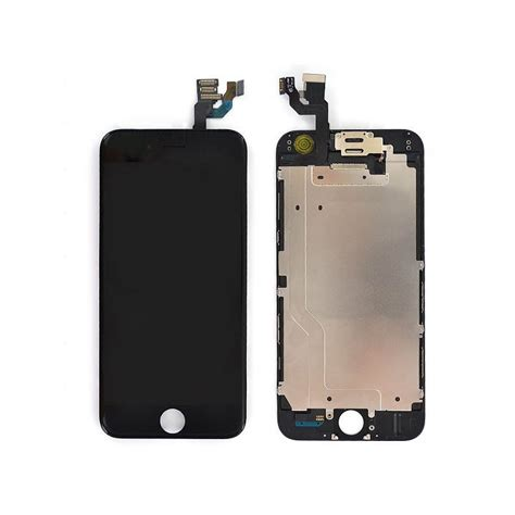 Lcd Iphone 6 Original complete touchscreen and lcd retina screen for iphone 6 black original quality macmaniack