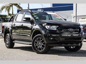Ford Ranger Fx4 2017 Ford Ranger Fx4 Cab For Sale Automatic Ute