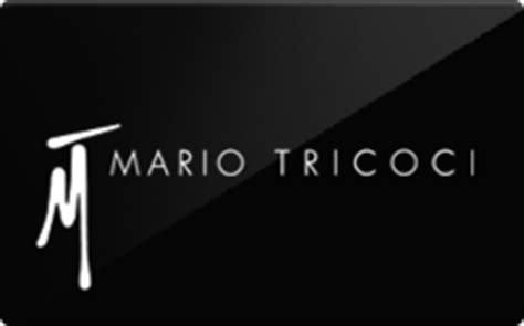 sell mario tricoci hair salons day spas inc gift cards raise - Mario Tricoci Gift Card