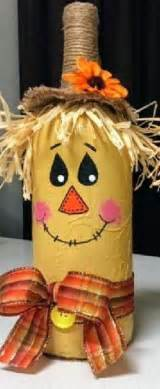 Fall Garden Nc - scarecrow wine bottle craft night family information for children sports camps