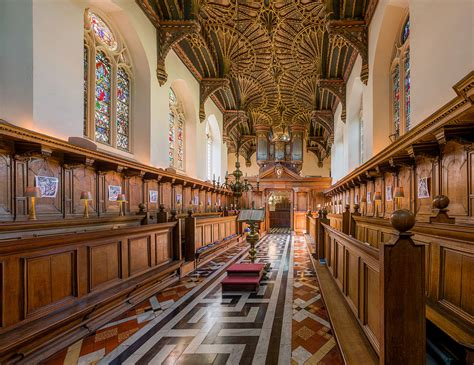 filebrasenose college chapel interior oxford uk