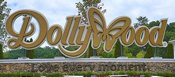 2018 dollywood and beyond a theme park lover s guide to the smoky mountain vacation region books entertainment schedule dollywood