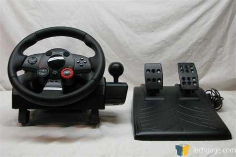 volante driving gt lenkrad logitech driving gt playseat