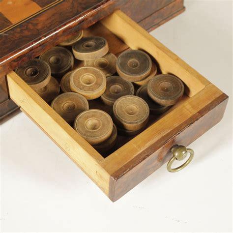 tavolo scacchiera scacchiera da tavolo oggettistica antiquariato