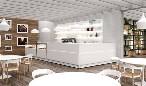 arredamento total white arredo bar next total white