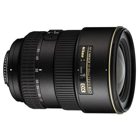 Nikon Af S 17 55mm F2 8g If Ed nikon af s 17 55mm f 2 8g if ed dx objektiv nikkor 17 55 2