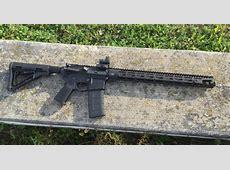 """NEW: Midwest Industries 17.5"""" MLOK Handguard - The Firearm ... Ar 15 Barrel Cheap"""
