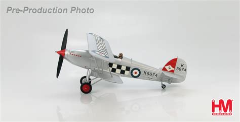 Hobby Master 1 48 Hawker Fury Mk1 K5674 Raf 1930s 1 48 hobby master air power series ha8004 hawker fury mk i k5674 43 sqn raf 1930s