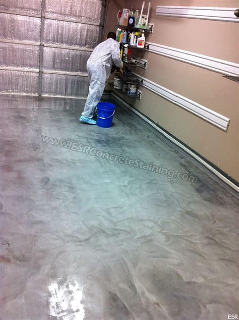 Deco Flooring Bellville by Metallic Epoxy Floor Dallas Tx5 Esr Decorative Concrete