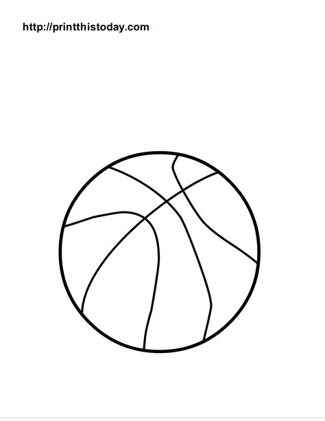 Free Printable Sports Balls Coloring Pages Balls Coloring Pages
