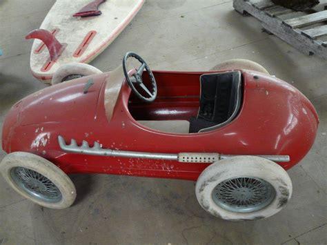 ferrari bicycle car ferrari pedal car 2 joop stolze classic cars