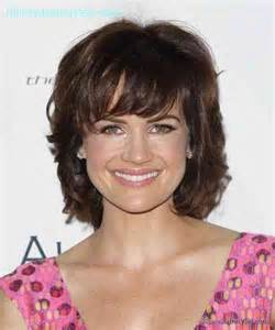 Chin length wavy hairstyles all new hairstyles
