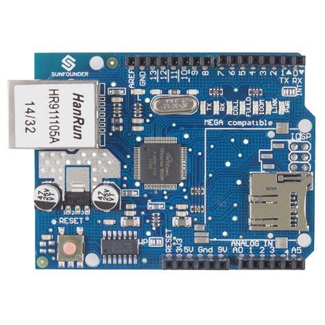Ethernet Shield Arduino w5100 arduino ethernet shield i