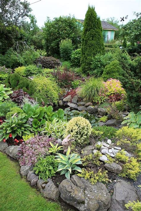 best 25 rock garden design ideas on rocks