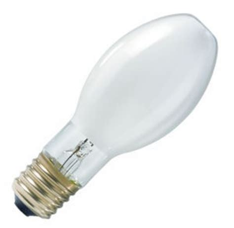 Lu Philips Mercury lu150 55 d 150w high pressure sodium hps mogul base coated s55 topbulb