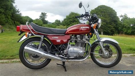 Kawasaki Kz750 For Sale by 1976 Kawasaki Kz750b Kz 750 B For Sale In United Kingdom