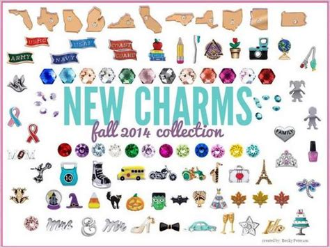 Origami Owl New Charms 2014 - 17 best images about fall 2014 new origami owl jewelry on