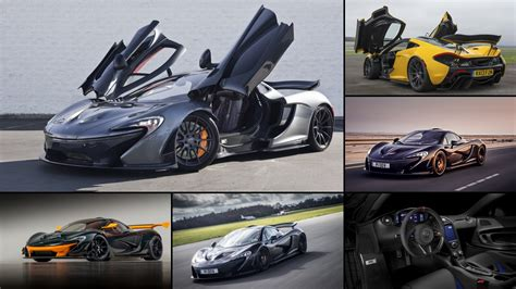 Mclaren P1 Msrp by Mclaren P1 All Years And Modifications With Reviews