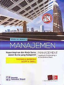 Manajemen Biaya 2 Ed 3 Hvs toko buku rahma manajemen edisi 10 buku 2