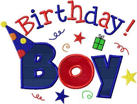 Birthday Boy birthday boy clipart best
