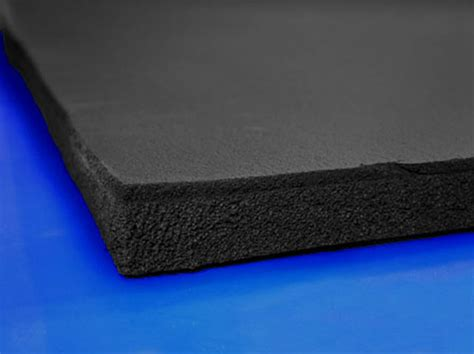Rubber Foam Mat rubber rubber flooring closed cell foam exercise mat