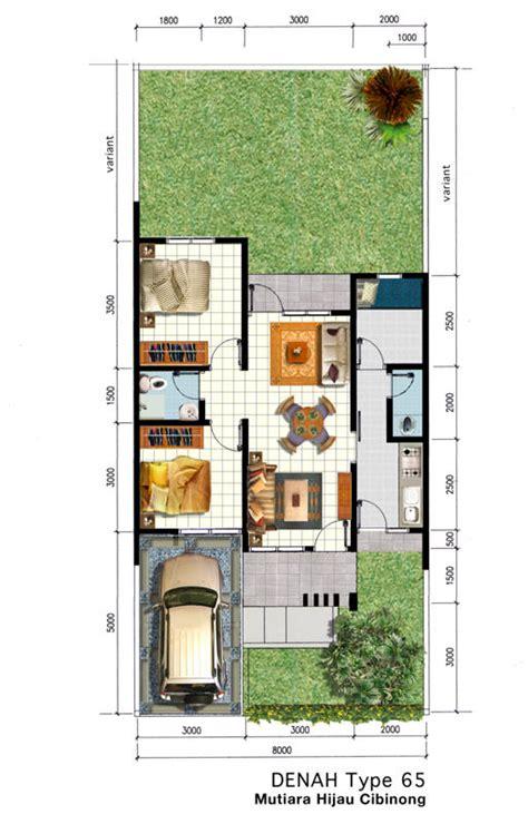 design interior rumah type 45 72 gambar sketsa denah rumah type 45 remah pinterest