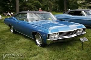 1967 chevrolet impala ss information