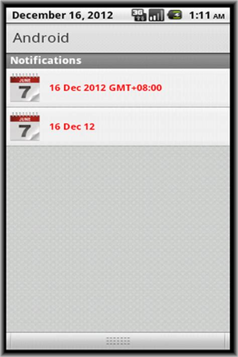 format date android my date format ad free android app android freeware