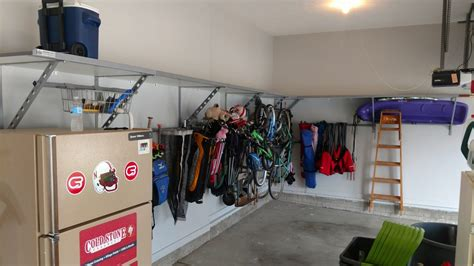 Garage Shelving Omaha Garage Shelving Ideas Gallery Omaha Monkeybar Storage