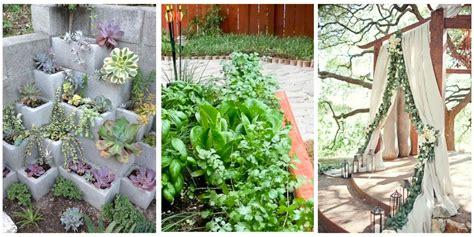 Pinterest Gardening Crafts - gardening trends ways to improve your garden
