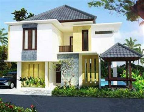 model warna cat rumah  bagus   rumah impian