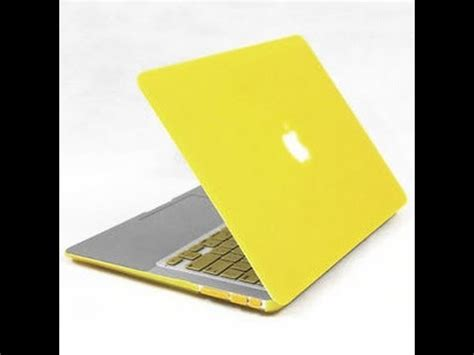Aksesoris Yellow For Macbook Air 13 Inch cheapest 2013 macbook air 13 haswell ebay